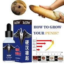 15ml Penis Thickening Growth Man Massage Oil Cock Erection Enhance Men Health Care Penile Growth Big