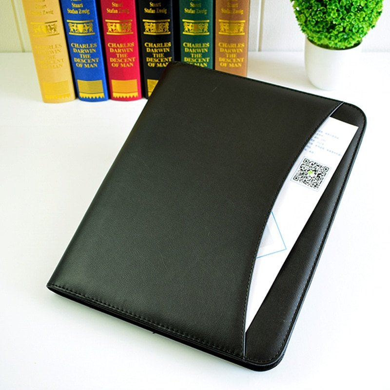 Gift document manager, A4 file folder, briefcase, zipper box