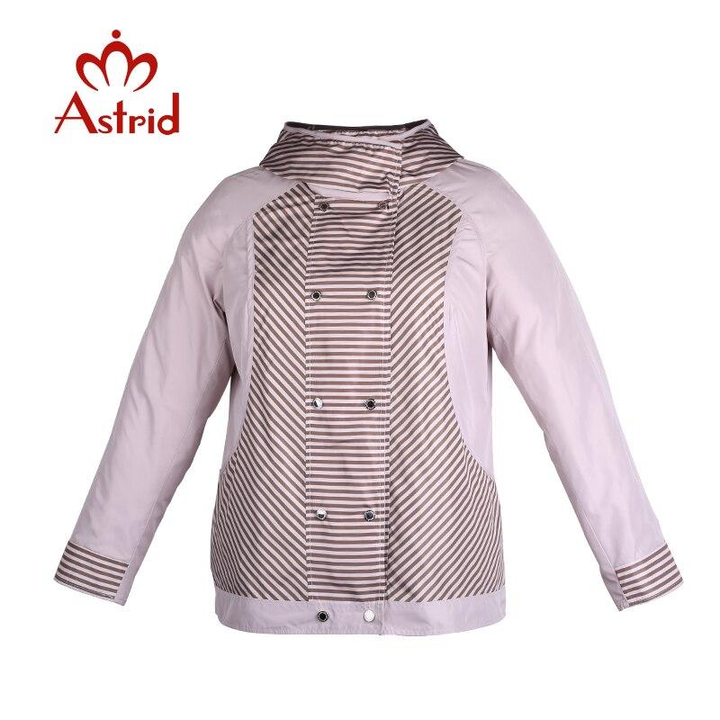 2019 heißer frauen windjacke Frühling und Herbst Frauen Jacke Dünne Windjacke Outwear Mantel Lässig kurze Große Größe mantel ALS-1938
