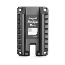 Magorui Magnetic Gun Holster Gun Holder Gun Magnet Mount Concealed Quick Draw Loaded Fits Flat Top Handguns