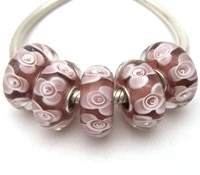jgwgt 2850 5x 100 authenticity s925 sterling silver beads murano glass beads fit european charms bracelet diy jewelry lampwork