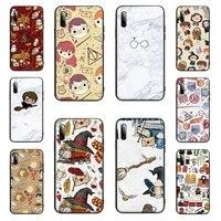 movie harries potters cartoon phone case for xiaomi 9t pro lite 10 mix 2s 3 note10lite 8 cc9 pro nax fundas cover