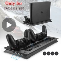 cooler cooling fan control for sony ps4 game console play station playstation ps 4 slim controller dc 5v usb gadget refrigerator