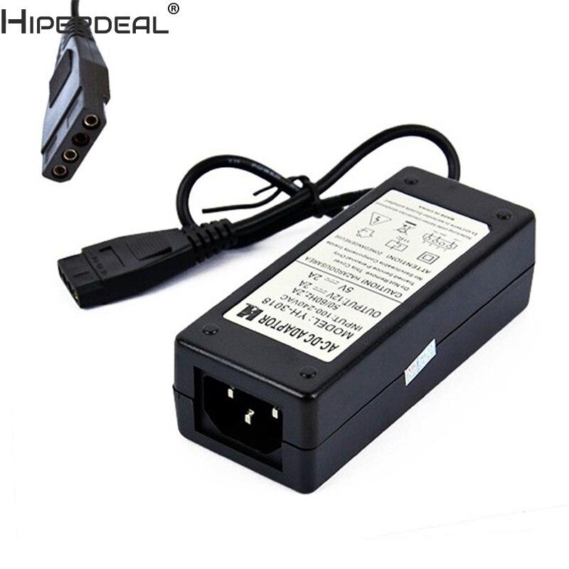 HIPERDEAL alimentation 12V + 5V adaptateur secteur pour disque dur HDD CD DVD-ROM accessoires