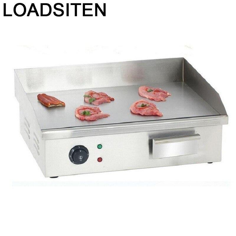 Parrilla Portatil barbacoa Grill portátil cocina al aire libre Camping Electrico Bbq...