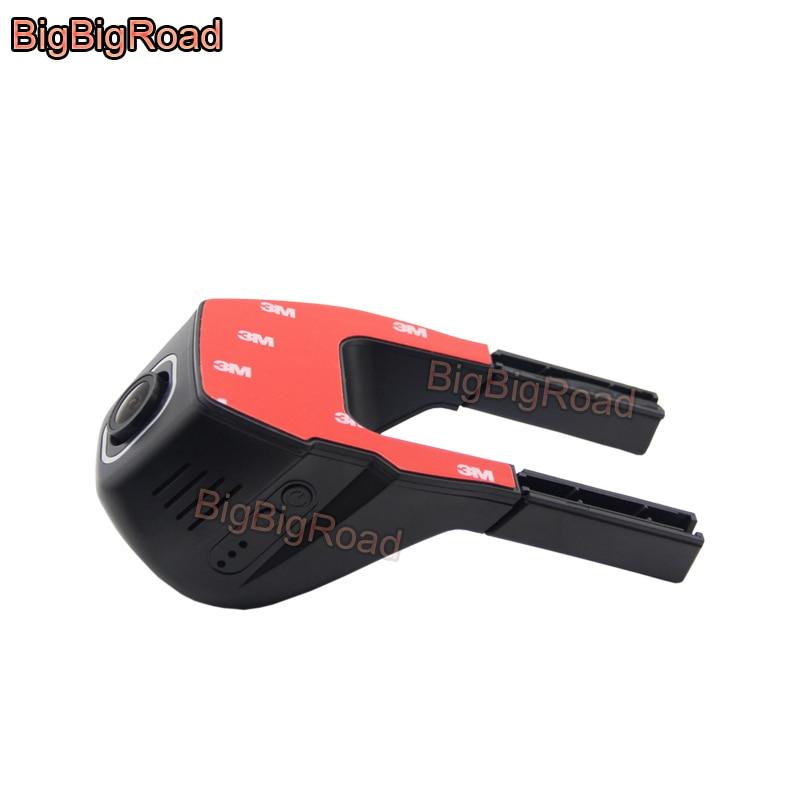 BigBigRoad Car Video Recorder DashCam Camera Wifi DVR For HAVAL H6 Coupe H3 H5 H1 F5 H2 H2S H4 M6 For Hyundai Veracruz FHD 1080P