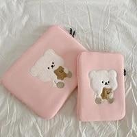 fashion cute cartoon tablet case for apple ipad air 2 air431 pro 11 pouch 10 9 10 8 10 5 10 2 9 7 inch sleeve case inner bag