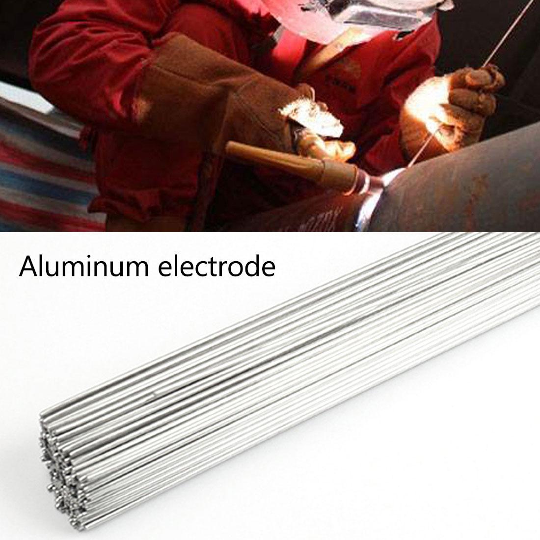 Легкие плавкие низкотемпературные алюминиевые сварочные электроды 1,6/2 мм Сварочные электроды не требуют порошка для сварки