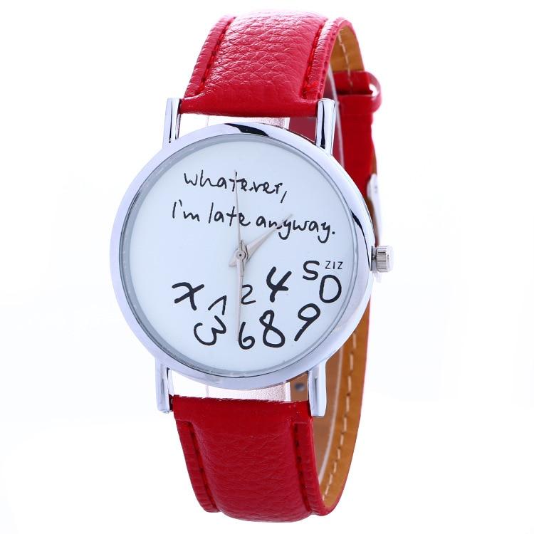 New Fashion Brand Bracelet Quartz Watches Women Ladies Student Casual Wristwatch Clock Hour Relogio