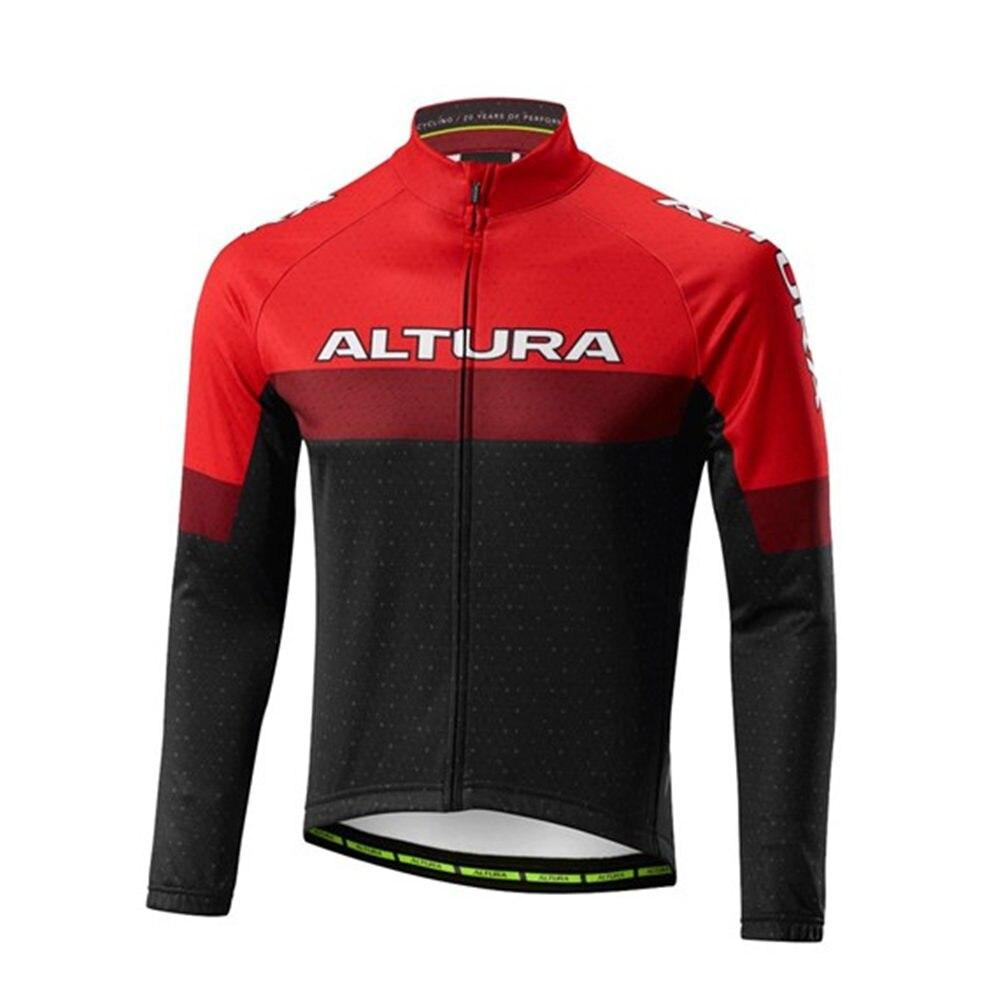 Chaqueta de manga larga para hombre, jersey térmico de lana para ciclismo...