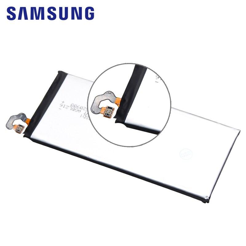 Original Samsung Galaxy A7 2017 A720 SM-A720 A720F SM-A720S A720F/DS Phone Battery EB-BA720ABE 3600mAh Free Tools AKKU enlarge