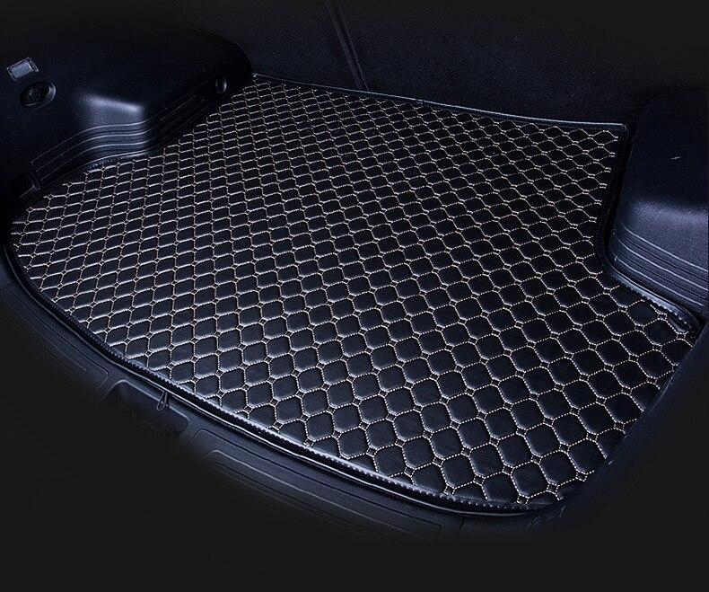 Alfombrillas para maletero de coche para 5 Series 3 Series X1 X3 X5 320LI 525LI almohadillas impermeables para maletero sin olor alfombras antideslizantes