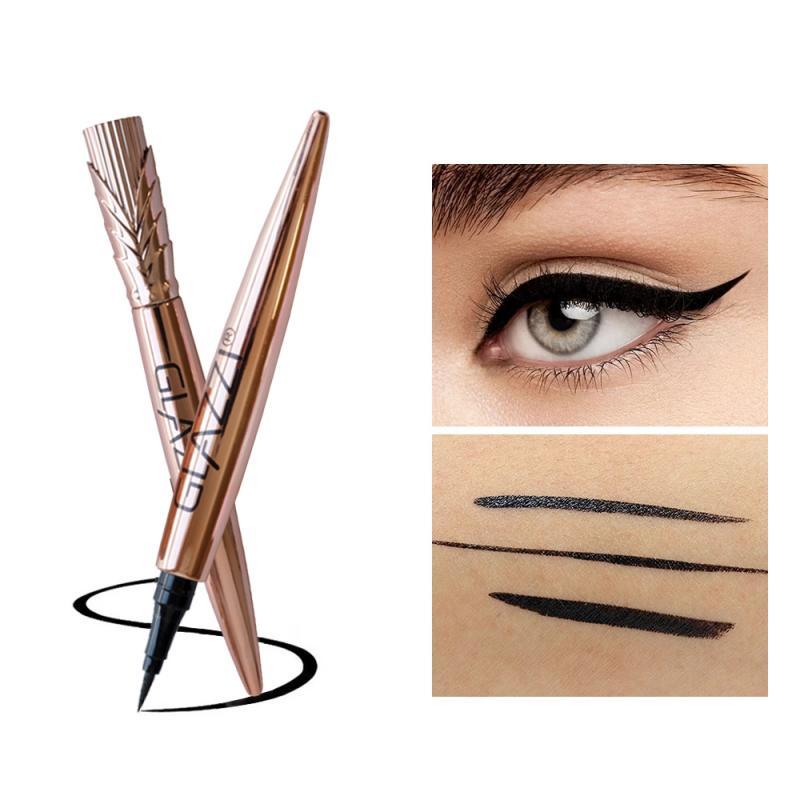 Liquid Eyeliner Pen Long-lasting Waterproof Eye Liner Pencil Quick-drying Non-smudge Eyeliner Eyes Beauty Cosmetics Tools TSLM2 недорого