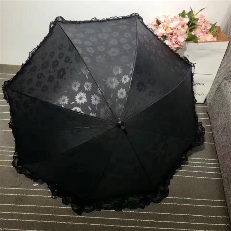 Long Handle Umbrella Uv Protection Windproof Large Umbrella Wind Resistant Strong Outdoor Paraguas Grande Rain Gear BG50RG enlarge