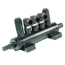 Válvula de control de tubo de cinco puertos para máquina cambiadora de neumáticos, Pedal de pie, interruptor de cilindro