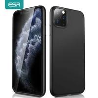 esr phone case for iphone 11 11pro max 8 7 plus se 2020 case shockproof cover for iphone se2 11 case fingerprint resistant funda
