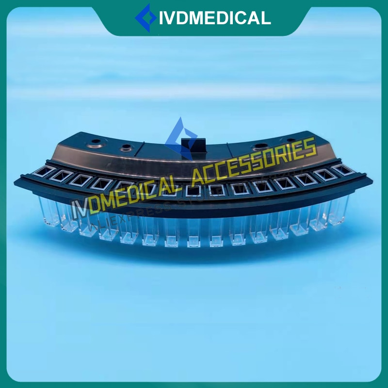 For Urit 8400/8401/8420/8300/8301 Cuvette Biochemical Analyzer Reaction Cup Colorimetric Cup