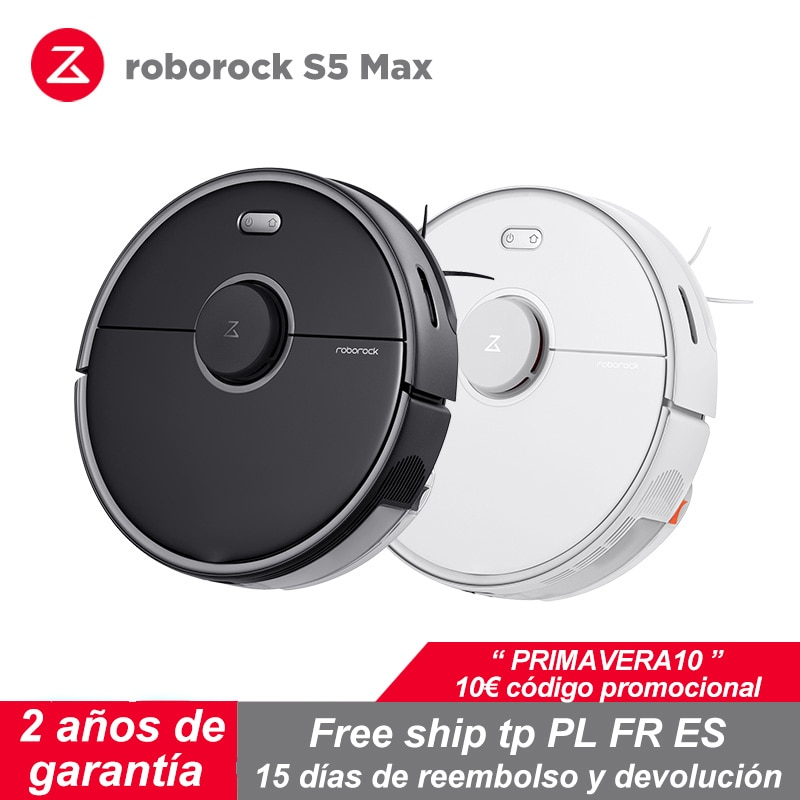 Roborock S5 Max Upgrade Version Vacuum Cleaner Home Application use smart Planned with 20000 Pa