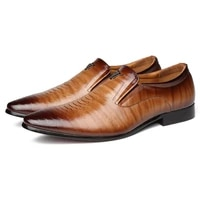 men oxfords shoes british style men leather business formal shoes dress shoes men flats top quality loafers