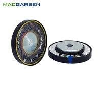 MACGARSEN 2PCS 40mm 16 ohm HIFI Headphone Headset Speaker Horn DIY Stereo Wireless Bluetooth Headset 0.05W Headphones Horns