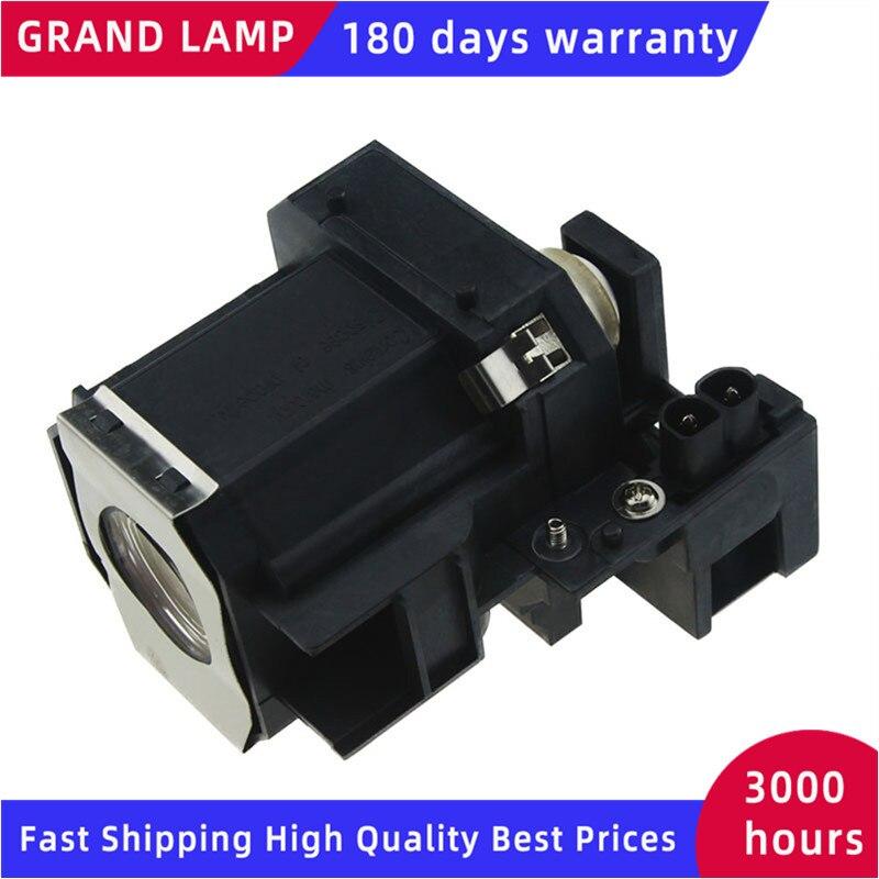Сменная прожекторная лампа ELPLP35/V13H010L35 для Epson Cinema 550 V11H223020MB EMP TW520 EMP TW600 EMP TW620 EMP TW680