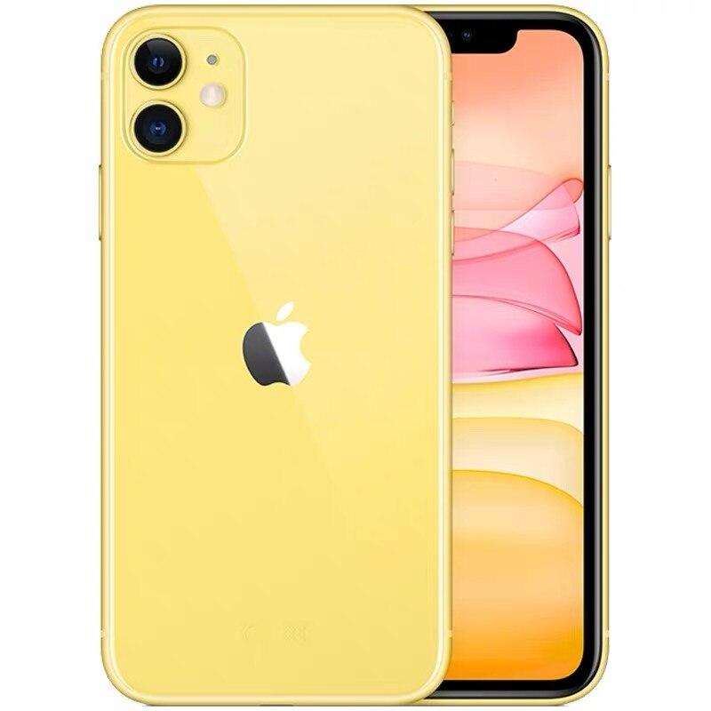 original-unlocked-apple-iphone-11-64gb-128gb-256gb-3110mah-dual-12mp-camera-a13-chip-6-1-inch-lcd-screen-ios-smartphone-lte-4g