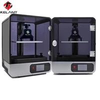 upgraded kelant s400s 8 9inch 2k laser 3d printer photon uv resin sla light cure 192120200mm lcd dlp impresora 3d printers kit