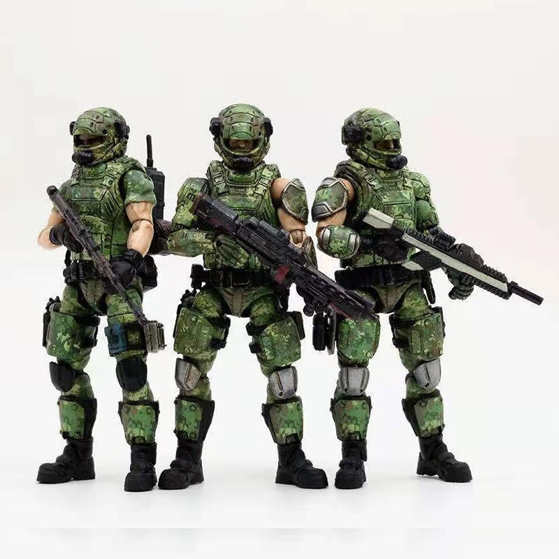 1/18 JOYTOY Action Figure Russian Army Camouflage Uniform Soldier Figures Collectible Toy Military Model Christmas Gift For Men 100pcs high soldier model military sandbox game plastic toy soldier army men figures for children s toy dolls gift