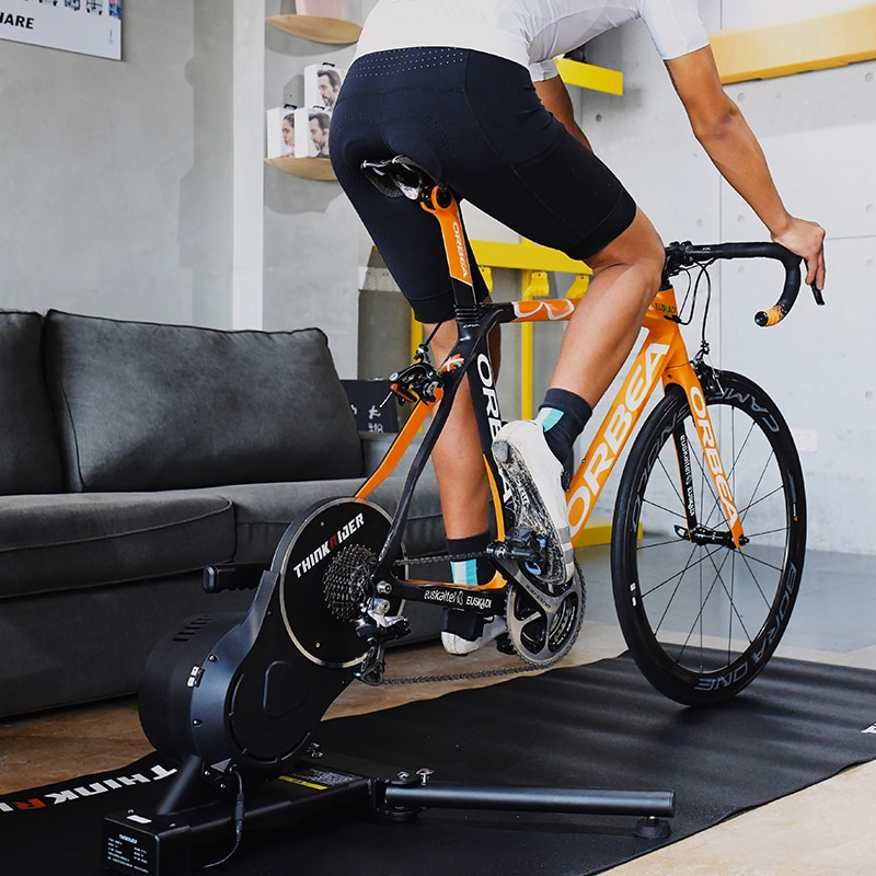 Thinkrider X7 PRO MTB Bike Road Bicycle Smart Bike Trainer Built-in Power Meter Indoor Bike Trainer Ergometer ZWIFT PerfPro