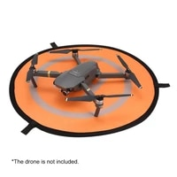 75cm fast fold landing pad universal fpv drone parking apron waterproof pad for dji spark mavic fpv racing drone helicopter 2020