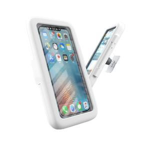 Waterproof Mobile Phone Storage Box Touch Screen Bathroom Phone Shell Shower Sealing box Self Adhesive Holder