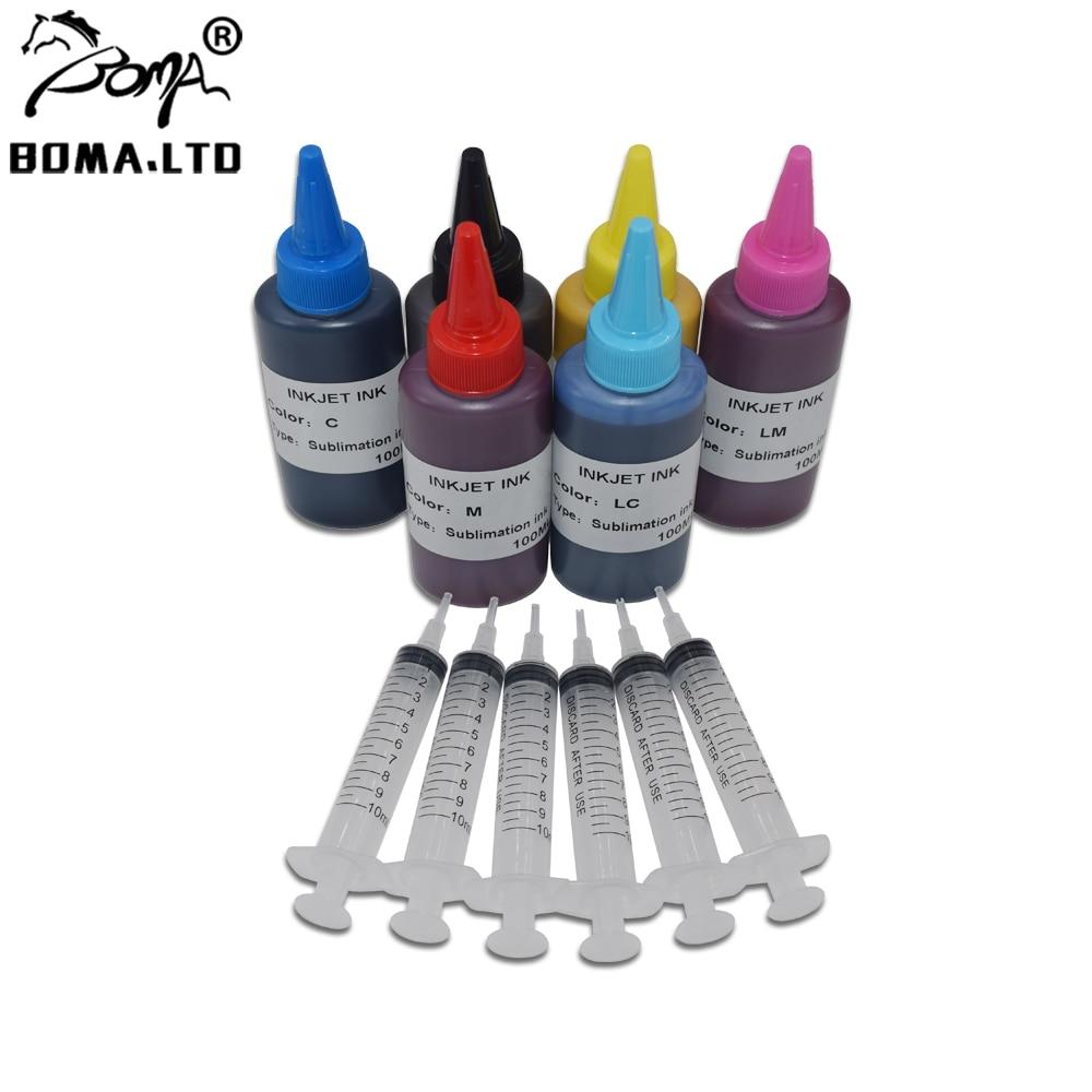 BOMA.LTD 24XL 277 T2431-T2436 T2771-T2776 التسامي الحبر لإبسون XP-970 XP-960 XP-950 XP-860 XP-850 XP-760 XP-750 XP-55