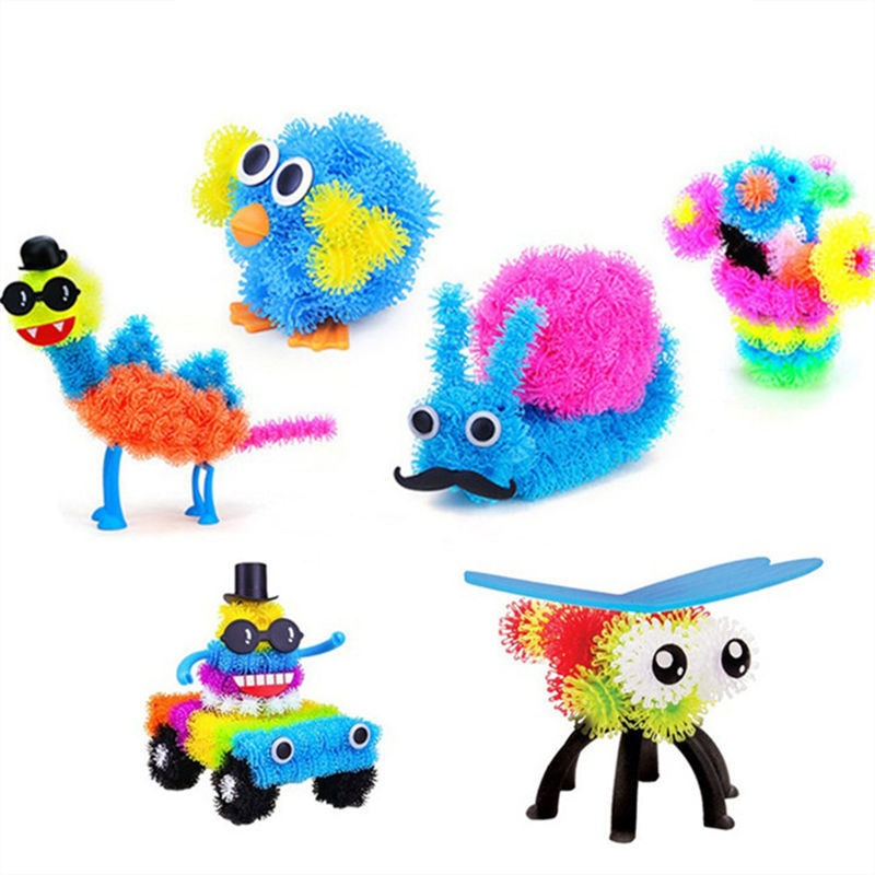 Thorn Ball Clusters 3D Model Best Toys For Babies Best Children's Lighting & Home Decor Online Store