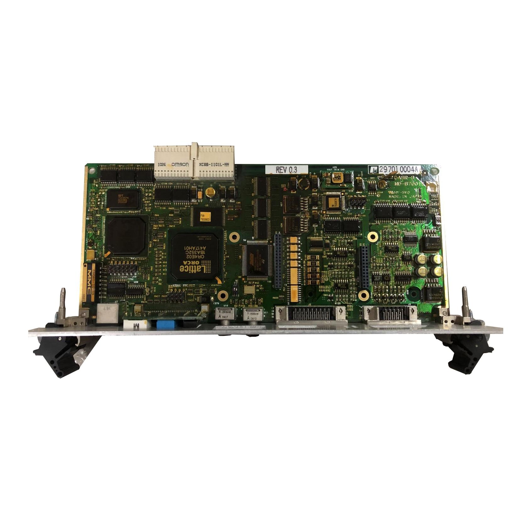 تستخدم في حالة جيدة MD-B7001C لوحة تحكم DASR-3