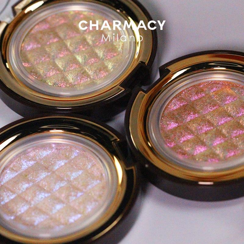Pigment Waterproof Eye Shadow Glow Glitter Chameleon Long lasting Eyeshadow Shimmer Pigment Eye Shad