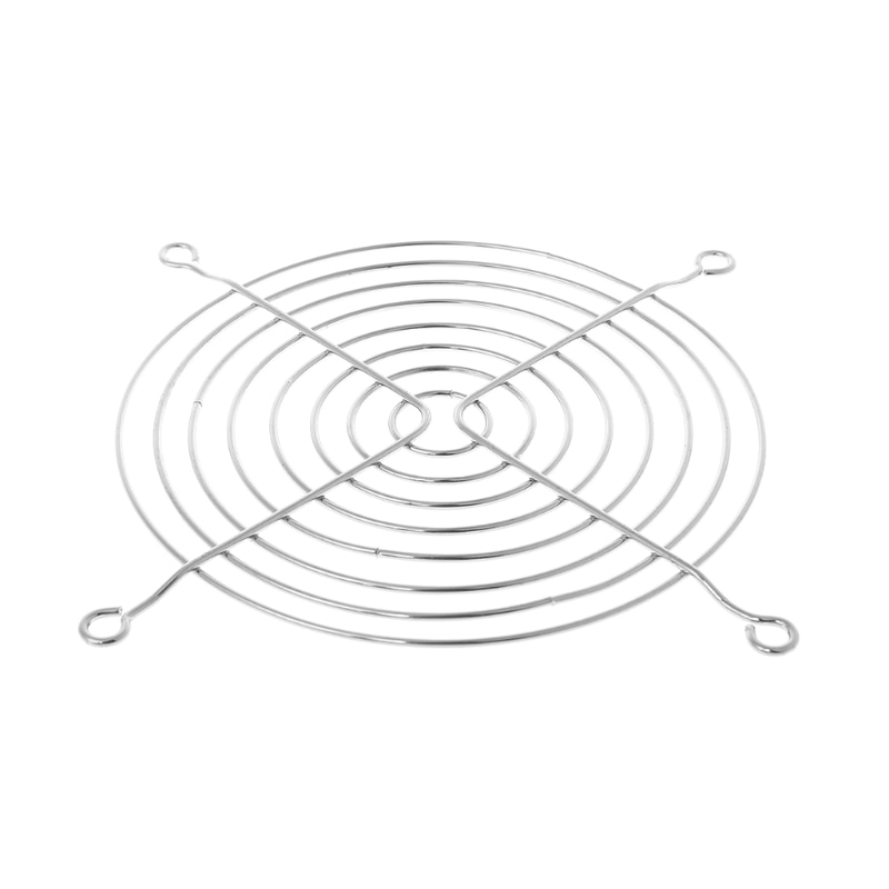 Сетка для защиты вентилятора диаметр 12 см железная сетка защитная сетка для компьютера чехол вентиляторы K92F