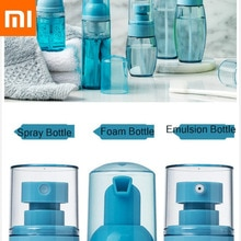 2019 Original Xiaomi Travel sub-bottle Suit Spray Split Bottle  Xiomi mi home Bottle Cosmetics Mist Water Spray Bottle Emulsion