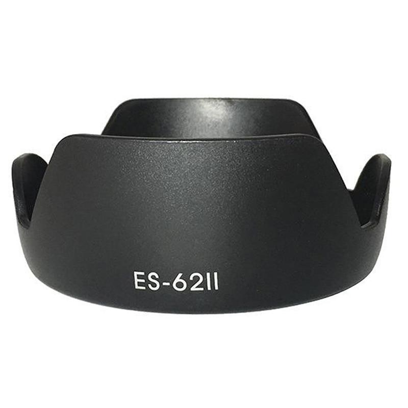 ES 62 II байонетная бленда объектива для Canon EOS EF 50 мм f/1,8 II ES62II Бленды      АлиЭкспресс