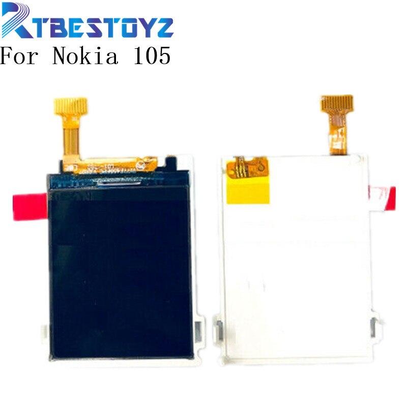 Pantalla LCD de pantalla para nokia 105 ds TA-1010/1034 130 TA-1017 LCD (105, 2017) (130, 2017)