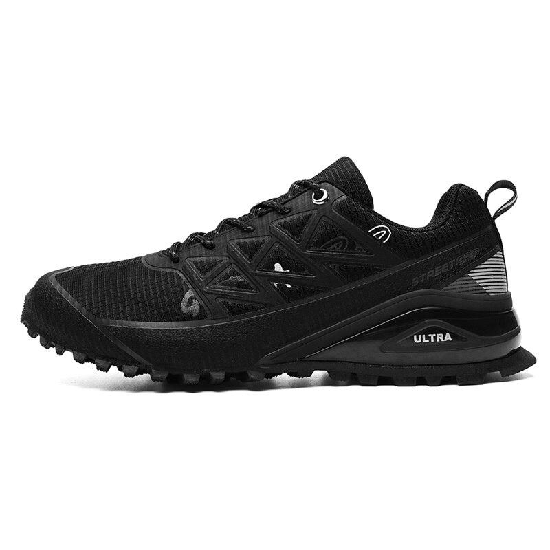الرجال منخفضة أعلى سليمان حذاء رياضة حجم كبير 50 في الهواء الطلق الأحذية عدم الانزلاق حذاء كاجوال Zapatillas Hombre chausخصلات decontracتيز