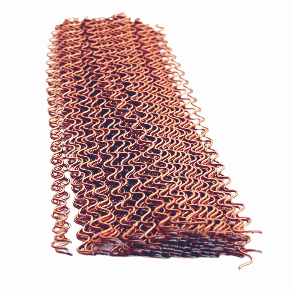 50pcs Copper Coated Wiggle Wires For Car Body Dent Repair Pulling