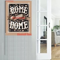 Peinture diamant theme  sweet home   broderie complete 5d avec strass carres  photos  autocollant mural pour salon  soldes  2020