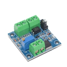 PWM-модуль преобразователя Напряжения 0%-100% до 0-10 В для PLC MCU цифровой аналоговый сигнал PWM Adjustabl преобразователь силовой модуль