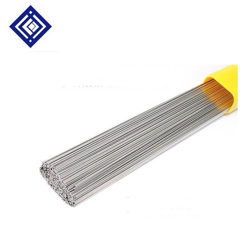 ER316Ti Argon Arc Welding Wire Straight Rod Diameter 2.0/2.4/3.2/4.0mm The Length is 1m 1kg