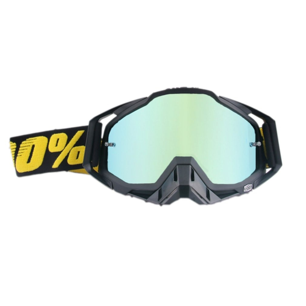 2021 Riding Cycling Sunglasses Outdoor Motocross Goggles Windshield Dustproof Sports Cycling Glasses