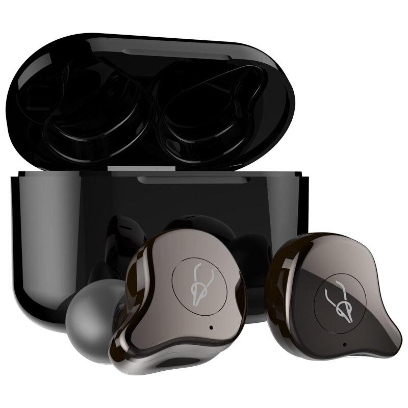 Auriculares inalámbricos originales Sabbat TWS con Bluetooth para iPhone Xiaomi Samsung con caja de carga inalámbrica