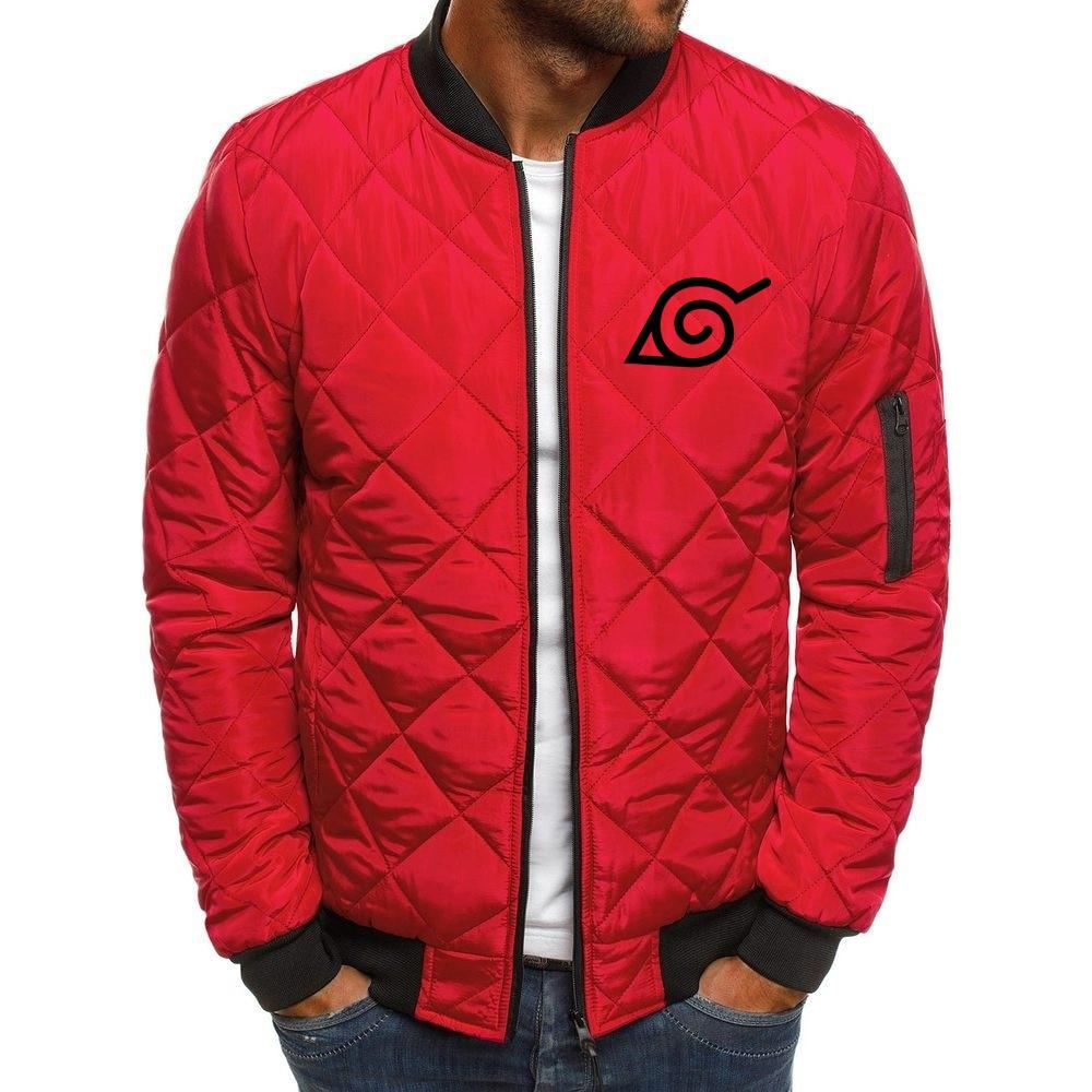2021 Осень/Зима мужская хлопковая стеганая куртка мужская повседневная Уличная мода теплая куртка мужская спортивная куртка толстая пуховая...