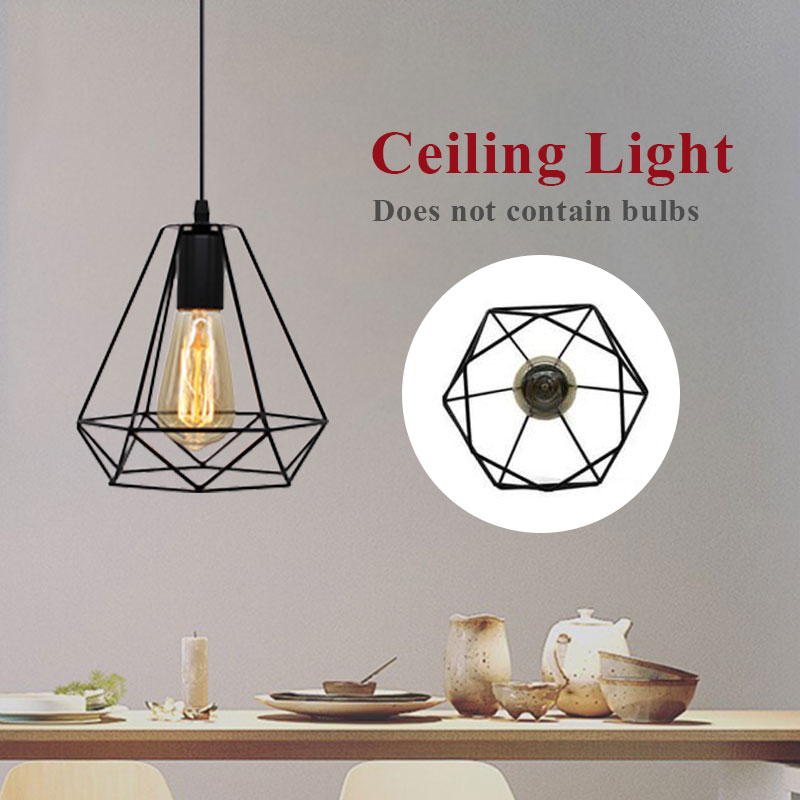 Потолочный Светильник направленного света, квадратная Подвесная лампа, энергосберегающий прочный светодиодный белый домашний декор, освещение для кухни, спальни
