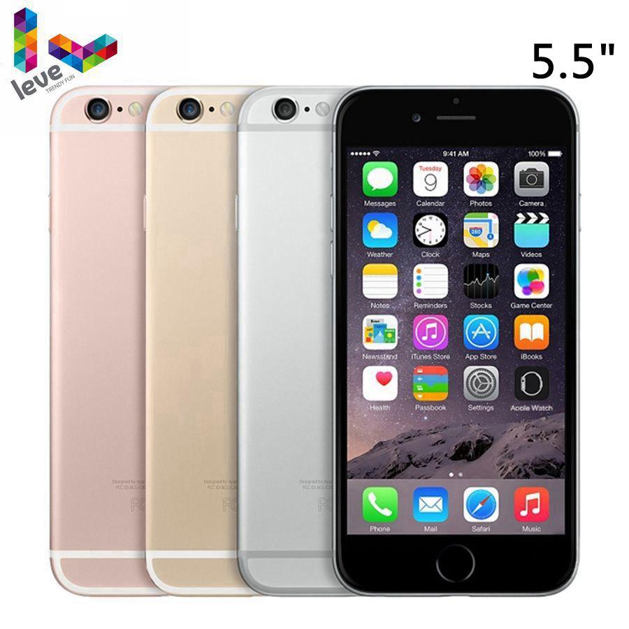 Get Apple iPhone 6s Plus 6SP 2GB RAM 16&32&64&128GB ROM 5.5″ Original iOS Dual Core 12.0MP Unlocked 4G LTE Mobile Phone