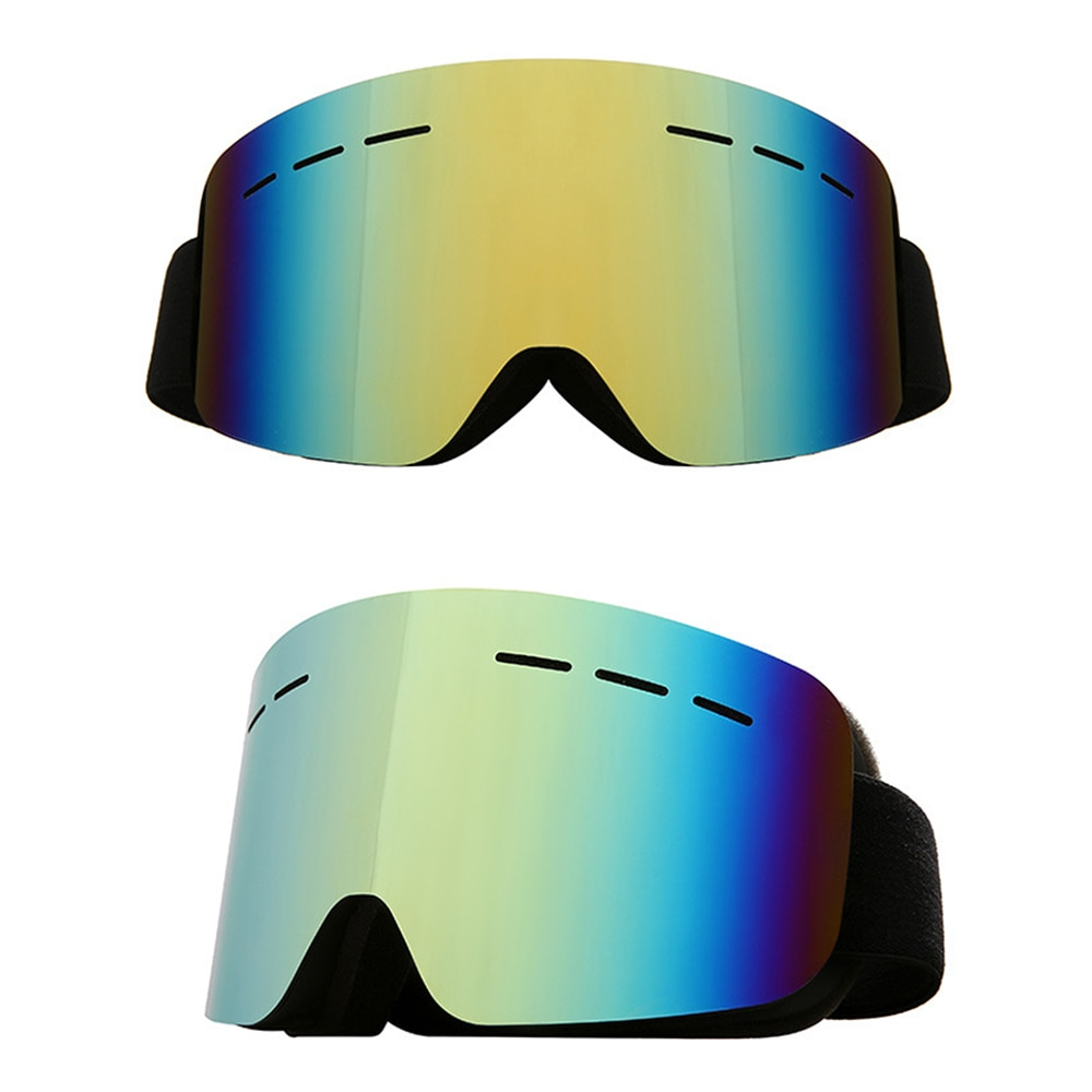 Ski Goggles Double Layer polarized Lens Skiing Anti-fog UV400 UV Protection Outdoor Winter Sports Skiing Skate For Men Women  - buy with discount